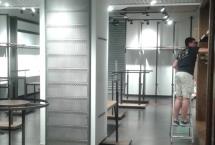 sprzątanie w galerii handlowej