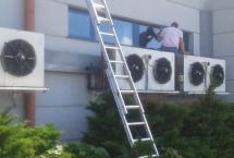 mycie okien na wysokości warszawa